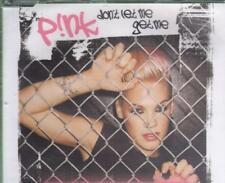 Pink(CD Single)Don't Let Me Get Me-New