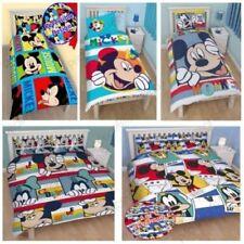 Ropa de cama Disney para niños de Mickey Mouse