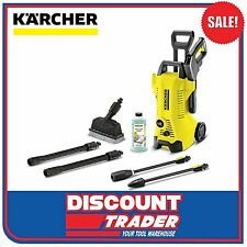 Karcher K 3 Full Control Deck High Pressure Cleaner/Washer - 1.602-616.0