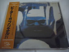 PETER GABRIEL-Ⅳ 4 JAPAN 1st.Press w/OBI 32VD-1014 Genesis Peter Hammill