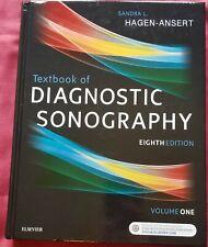 Textbook of Diagnostic Sonography 8 edition. Volume one Sandra Hagen-Ansert