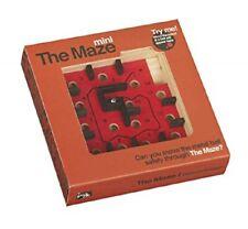 PUZZLE & ROMPICAPO MINI THE MAZE LABIRINTO IN LEGNO Professor Puzzle