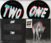 ANNIE MAC Presents UK 33-track promo 2-CD Florence & The Machine Major Lazer