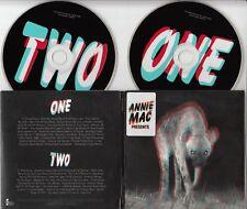 ANNIE MAC Presents UK 33-track promo 2-CD Florence & The Machine Major Lazer