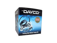 DAYCO TIMING KIT INC WATERPUMP FOR DAIHATSU APPLAUSE 1.6 A101S A101B HDE 89-99
