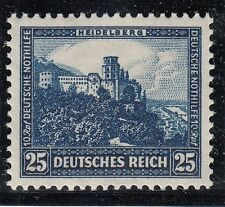 TIMBRE ALLEMAGNE    NEUF * CHARNIERE  N° 437 CHATEAU D HEIDELBERG