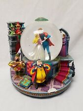 RARE Disney Sleeping Beauty ONCE UPON A DREAM Lights Up Musical Snow Globe