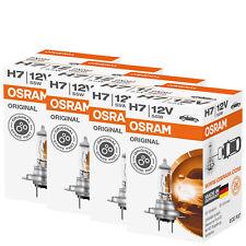 4x OSRAM GLÜHBIRNE H7 12V 55W PX26d FERNSCHEINWERFER ABBLENDLICHT