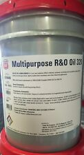 Phillips 66 Multipurpose R&O Oil 320; Antiwear Circulating Oil; 5 Gallon Pail