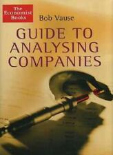 The Economist Guide To Analysing Companies (The Economist Book ,.9781861970138