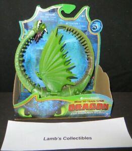 How to train your Dragon 3 The Hidden World Barf & Belch zippleback dragon toy