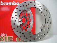 DISCO DE FRENO TRASERO BREMBO 68B40777 PIAGGIO BEVERLY E3 500 2006 2007