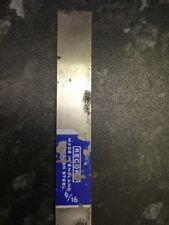 """Record Plough plane no 044 9/16"""" -14.4mm iron spare Ref.490"""