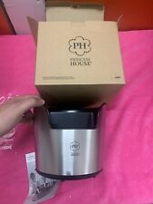New listing Princess House 5883 Culinario Series Deluxe Rotating Utensil Caddy, New In Box
