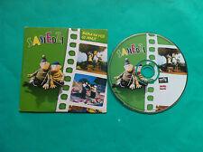►►rare Polish cartoon bajka VCD Sasiedzi 3 Pat a Mat oraz .. a je to! POLAND DVD