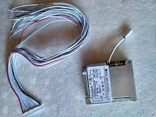 BMS PCM PCB 16S LiFEPO4 30A 48v-58.4v freno regeneración sensor temperatura