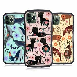 HEAD CASE SPRING ANIMALS HYBRID CASE & WALLPAPER FOR APPLE iPHONES PHONES