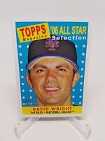 2007 Topps Heritage David Wright #480