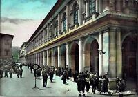 L'AQUILA - Corso Vittorio Emanuele  - Animata - colori anni '50 - Rif. 445 PI