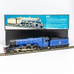DJH K80 Kit Built BR A1/A5 4-6-2 Steam Locomotive 00 Gauge - Boxed