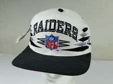 Vintage Raiders Hat Snapback NFL Proline Logo Authentic One Size NWT new w/ tags