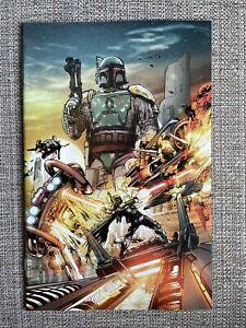 Star Wars: War Of The Bounty Hunters Alpha #1 NM+ NEAL ADAMS VIRGIN VARIANT