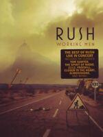 RUSH - WORKING MEN  DVD NEW+