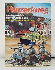 Avalon Hill WWII Panzerkrieg Box