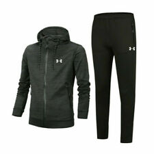 Mens Under Armour Sport Tracksuits Training Gym Running Soft Sweatshirts+Pants
