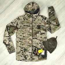 NEW Under Armour 1261060-900 Ridge Reaper® Pro Jacket Barren Mens Sz S GORE-TEX