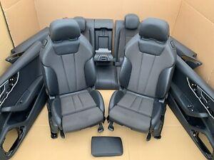 Audi A5 8W 5F Coupe A5 S5 B9 Lederausstattung Leder Sitze S-Line Leather Seats