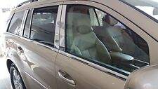 MERCEDES 2007-2012 GL Window Sill and Pillar Post Combo Stainless Steel 16PCS