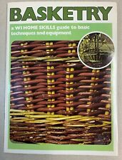 Basketry A Wi Home Skills Guide Pb Book Berkley Publishers London