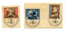 WWII German FAMOUS EUROPEAN POSTAL CONGRESS meeting in Vienna FIRST DAY POSTMARK