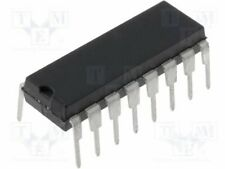 CD74HC4050E IC: digital - buffer - Channels:6 - Inputs:1 - THT - DIP16 - Series: