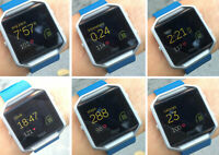 fitbit blaze fitness tracker watch graded