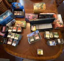 MTG Collection: 7000+ Cards, Mythic Rares/Rares, Uncommons, Holos, Lands, Tokens