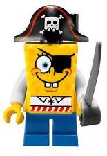 NEW LEGO PIRATE SPONGEBOB SQUAREPANTS MINIFIG figure minifigure 3817 dutchman