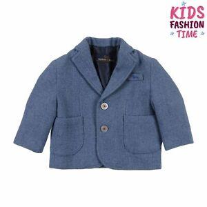 HARMONT & BLAINE Blazer Jacket Size 9M Wool Blend Elbow Patches
