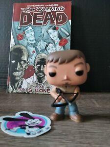 Funko Pop Television -  The Walking Dead  - Daryl Dixon #14