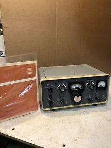 Collins 32S-3 HF radio transmitter (#53)
