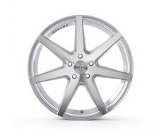 19x8.5/9.5 Rohana RC7 5x120mm +15/20 Silver Wheels Fits Bmw 645 650 (2004-2010)