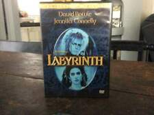 (VG) Labyrinth (DVD, 2007, 2-Disc Set, Anniversary Edition)