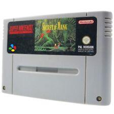 Secret of Mana Super Nintendo SNES juego buen estado