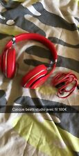 casque beats studio avec fil