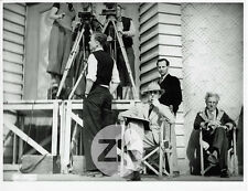 RENE CLAIR Le Dernier milliardaire PATHE-NATAN Dearly Caméra Tournage Photo 1934