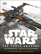 Star Wars: The Force Awakens Incredible Cross Sections, DK | Hardcover Book | 97