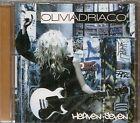 CD ALBUM 9 TITRES--OLIVIA ADRIACO--HEAVEN SEVEN--2010--NEUF