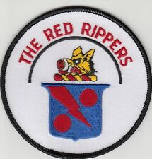 VFA-11 RED RIPPERS COMMAND CHEST PATCH