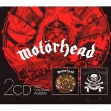 MOTÖRHEAD - 1916/MARCH OR DIE 2 CD 21 TRACKS HEAVY ROCK NEU